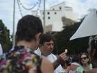 Missa da Festa da Penha vai retratar a falta de água, no ES