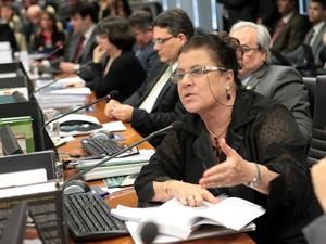 Conselheira do CNJ Ana Maria Brito decidiu suspender sessão do Tjap (Foto: Gil Ferreira/Agência CNJ)