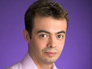 O engenheiro turco Orkut Buyukkokten (Foto: Divulgação/Linkedin/Orkut)