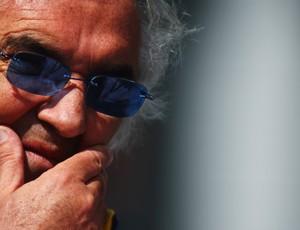 Flavio Briatore Fórmula 1 Renault (Foto: Agência Getty Images)