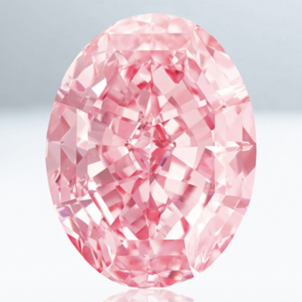 Diamante rosa (Foto: Divulgação)