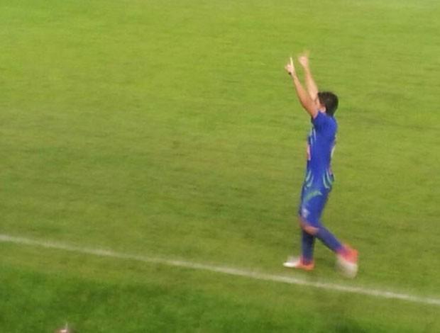 Pedro Gusmão é o artilheiro do Maranhense com 15 gols (Foto: Divulgação)