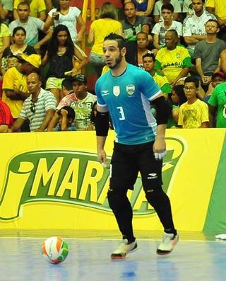 Gian Brasil Irã Grand Prix futsal (Foto: Ricardo Artifon/CBFS)