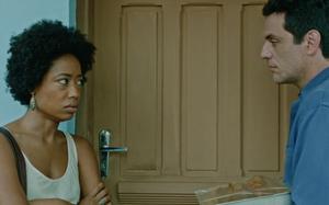 Adriano (Rodrigo Lombardi) e Janaína (Mariana Nunes)  - Carcereiros