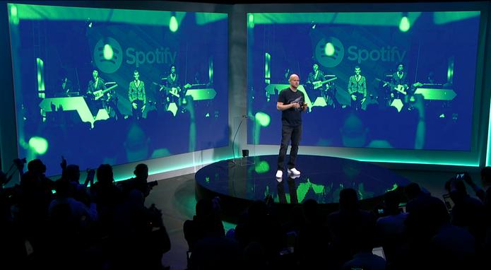Daniel Ek, CEO e cofundador do Spotify (Foto: Reprodução/Spotify)