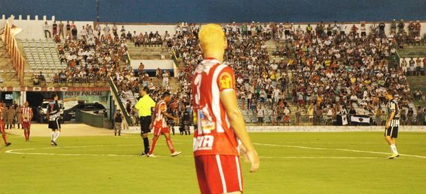 auto esporte, cabelo loiro, auto loiro, loiro, clássico (Foto: Lucas Barros / Globoesporte.com/pb)