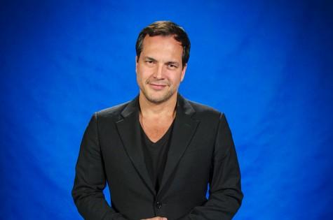 Daniel Boaventura (Foto: Alex Carvalho/ TV Globo)