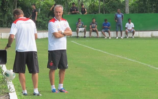 dorival junior Flamengo   (Foto: Rafael Cavalieri/Globoesporte.com)