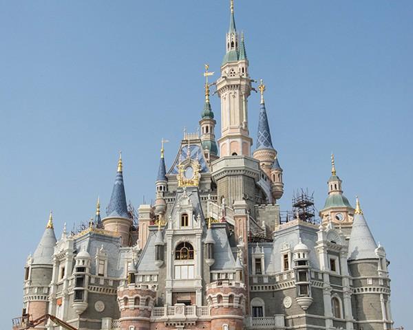 disney shangai (Foto: Divulgação/Shanghai Disney Resort)