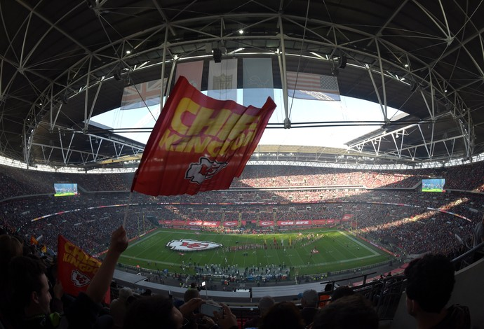 nfl kansas city chiefs x detroit lions wembley (Foto: Reuters)