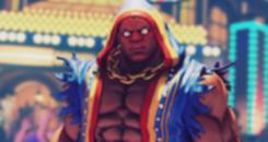 Personagem clássico e 'nervoso' está de volta ao Street Fighter (Reprodução/YouTube)