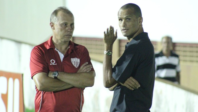 Ailton Silva Sapão Mogi Mirim Rivaldo (Foto: Rafael Bertanha / Eaí? Produções)