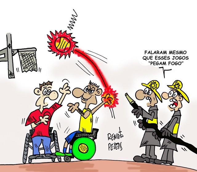 BLOG: Jogos Paralímpicos 2016