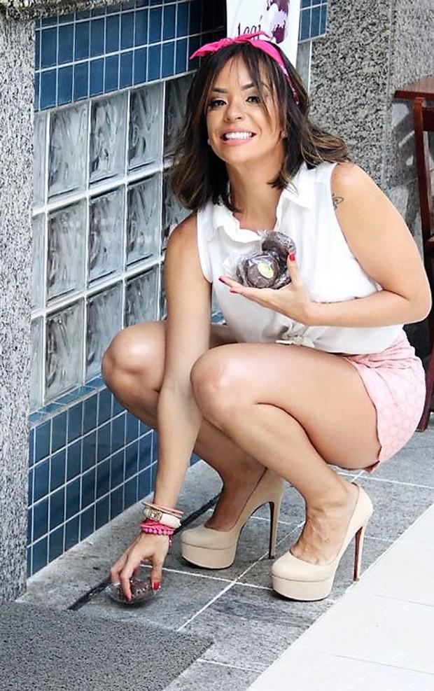 Denise Dias (Foto: Vinny Nunes/ Divulgação)