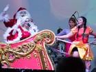 Espetáculo Casa de Noel chega a Mogi das Cruzes nesta quinta