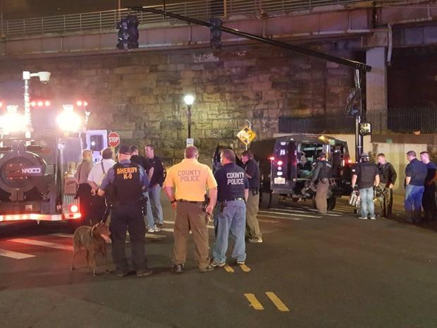 Bomba é desarmada perto de estação de trem de cidade de Nova Jérsei