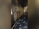 Vídeo mostra destruição em presídio após rebelião e duas mortes em MS