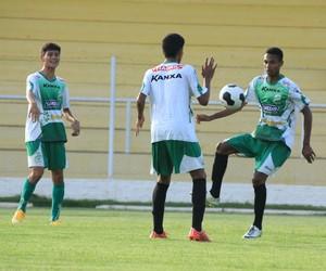 Luverdense sub-17 (Foto: Maico Gaúcho/Luverdense Esporte Clube)