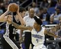 Com Pau Gasol inspirado, Spurs batem Magic em jogo de viradas em Orlando
