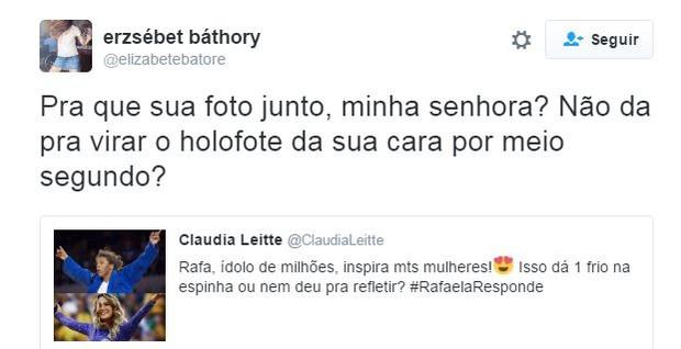 Claudia Leitte (Foto: Twitter / Reprodução)
