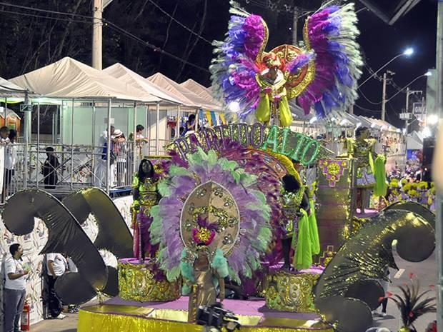 Partido Alto Carnaval 2013 (Foto: Carlos Mendonça PJF/ Divulgação)