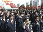 Parada no tempo, Coreia do Norte nunca esteve em paz