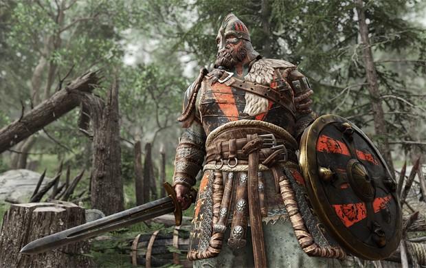 'For Honor' terá combates entre ondas de samurais, vikings e cavaleiros medievais (Foto: Divulgação/Ubisoft)