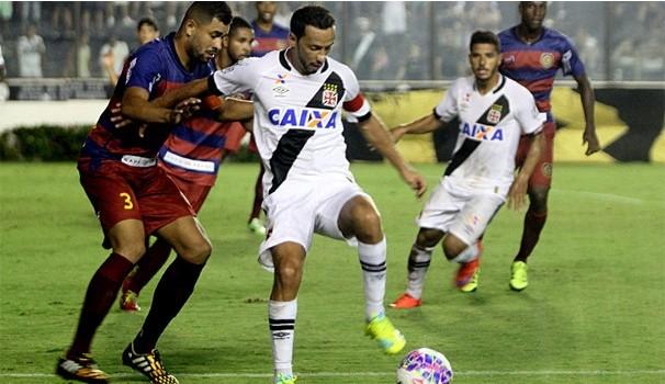 Remo e Vasco se enfrentam pela primeira fase da Copa do Brasil (Foto: Divulgação)