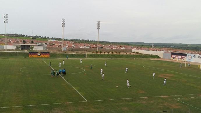 Alecrim x Palmeira-RN Estádio Barretão (Foto: Diogenes Baracho/Divulgação)