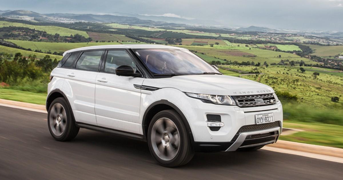 69c5575545705 Auto Esporte - Primeiras impressões  Land Rover Range Rover Evoque 9 marchas