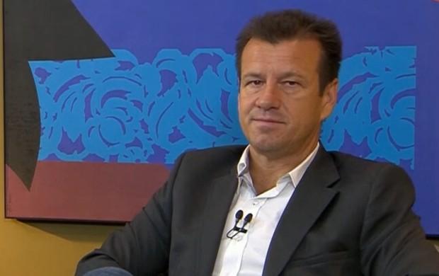 Dunga, técnico da seleção brasileira (Foto: Reprodução SporTV)