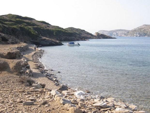 Stroggilo Island, à venda por US$ 5 milhões (Foto: Reprodução/Private Islands Online)