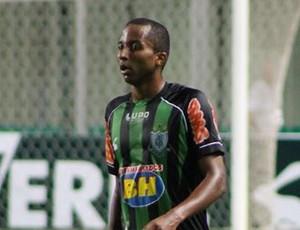 Willians, meia atacante do América-MG (Foto: Divulgação\Assessoria P2)