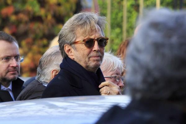 O músico Eric Clapton (Foto: Getty Images)
