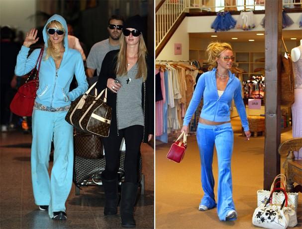 Paris Hilton e Britney Spears (Foto: Getty Images)