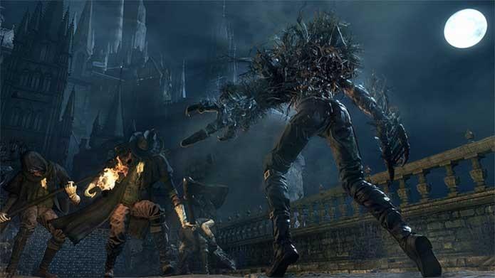 Atualização de Bloodborne também traz conteúdo (Foto: Divulgação/Sony)