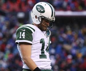 Ryan Fitzpatrick New York Jets NFL (Foto: Tom Szczerbowski / Getty Images)
