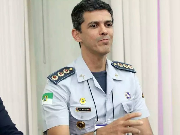 Coronel André Azevedo assume o posto (Foto: Divulgação/PM)