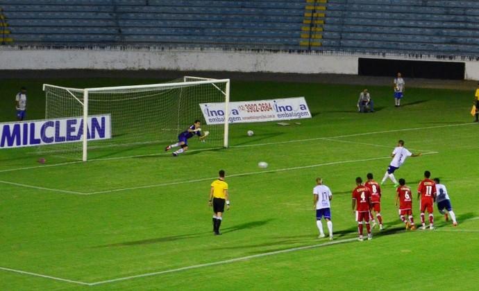 São José x Itapirense Campeonato Paulista Série A3 (Foto: Danilo Sardinha/GloboEsporte.com)