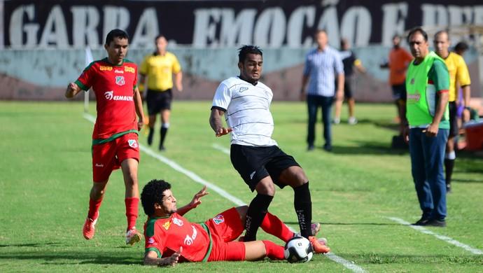 Rio Branco-SP x Velo Clube Série A2 (Foto: Sanderson Barbarini / Foco no Esporte)
