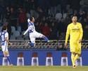 Willian José marca, e Real Sociedad vence o Villarreal pela Copa do Rei