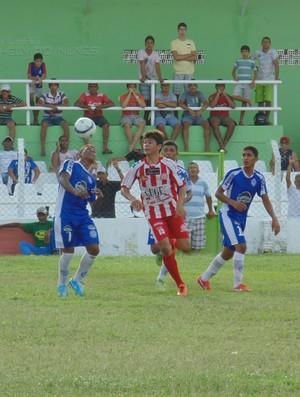 Comercial-PI x Caiçara pelo Piauiense Sub-19 (Foto: Ricardo Andrade)