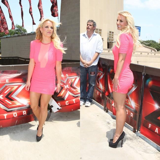 Britney Spears (Foto: Splash News)