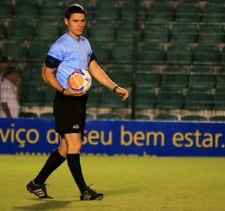 Rodrigo D'Alonso Ferreira (Foto: Luiz Henrique/ Figueirense FC)