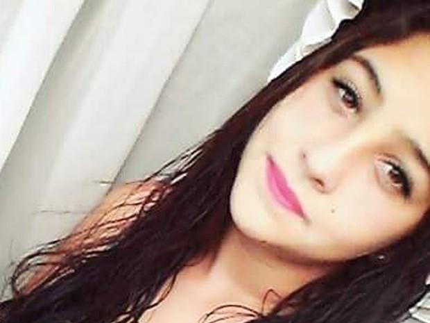 Caroline Pinho está desaparecida desde sábado, em Itararé (Foto: Maíra Pinho/Arquivo Pessoal)