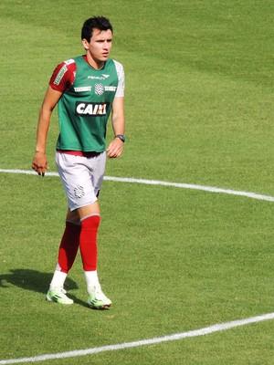 pablo figueirense (Foto: Renan Koerich)