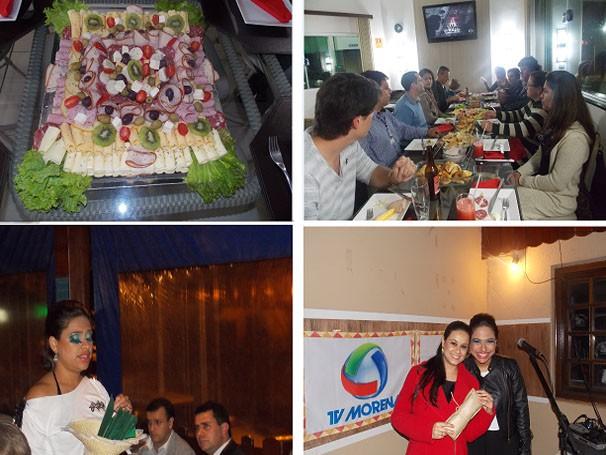 Evento reuniu publicitários do Mato Grosso do Sul. (Foto: Reprodução/TVMO)