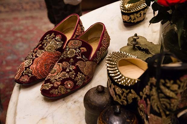 Sabyasachi slippers  (Foto:   Rohan Hande )