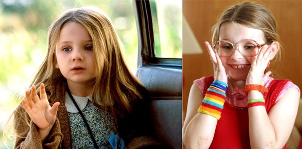 Abigail estreou nos cinemas com o filme 'Sinais' (2002) (Foto: Divulgação/Reprodução)