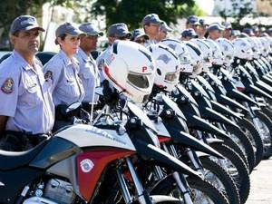 Polícia Militar Taubaté (Foto: Divulgação/Governo do Estado de SP)
